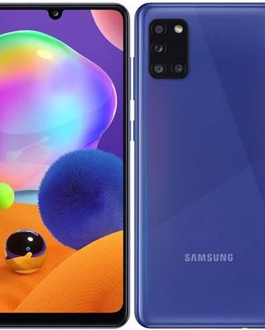 Mobilný telefón Samsung Galaxy A31 modrý