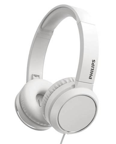 Slúchadlá Philips TAH4105 biela