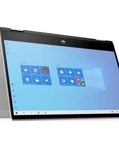 Notebook HP Pavilion x360 14-dw0005nc strieborný