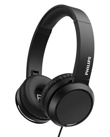 Slúchadlá Philips TAH4105 čierna