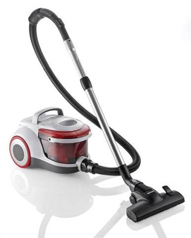 Podlahový vysávač Gorenje G Force Aqua Vceb01gawwf biely/červen