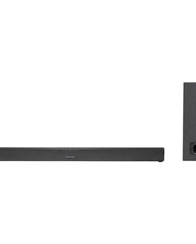 Soundbar Sharp HT-SBW110 čierny/strieborn