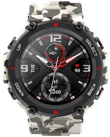 Inteligentné hodinky Amazfit T-Rex - Camo Green