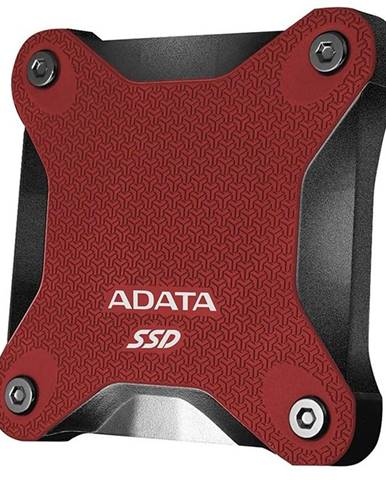 SSD externý Adata SD600Q 240GB červený