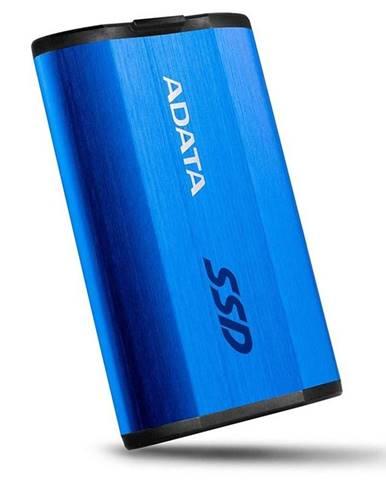 SSD externý Adata SE800 512GB modrý