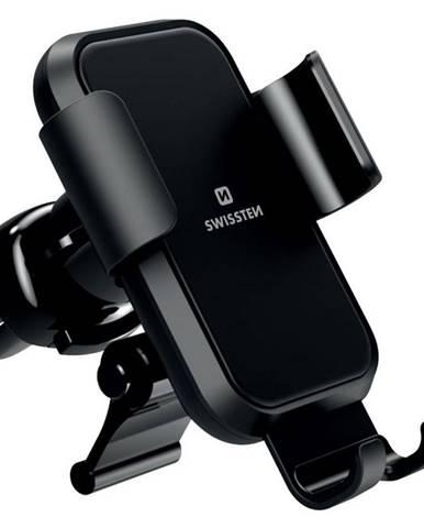 Držiak na mobil Swissten S-Grip G2-AV4, do mřížky čierny