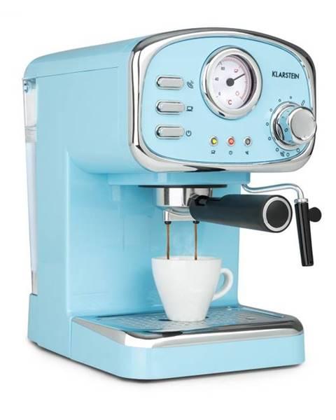 Klarstein Klarstein Espressionata Gusto, espresso kávovar, 1100W. 15 Bar tlak