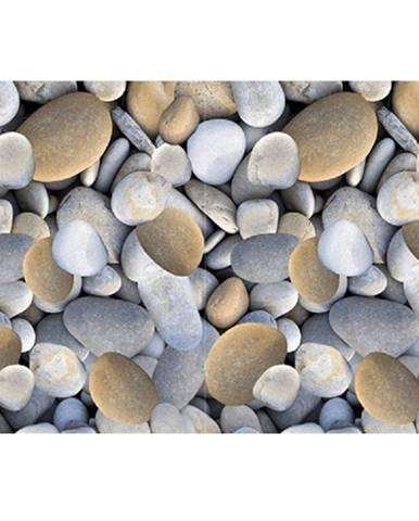 Koberec vzor kamene viacfarebný 160x230 BESS