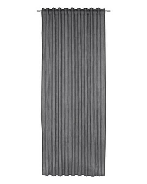 Möbelix Hotový Záves Ramona, 135/245cm, Antracit