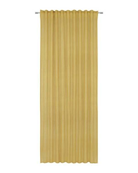 Möbelix Hotový Záves Ramona, 135/245cm, Žltá