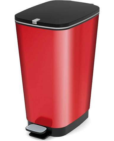 Kis Kôš Chic Bin 50 l Metal Red