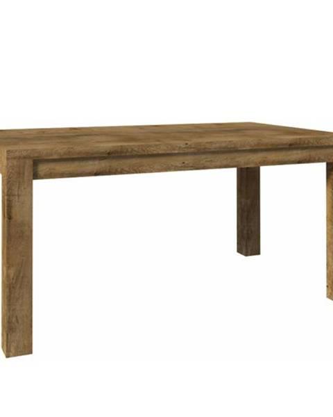 Tempo Kondela Jedálenský stôl ST 160 dub lefkas NEVADA ST