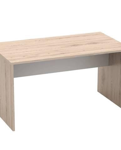PC stôl san remo/biela RIOMA TYP 11