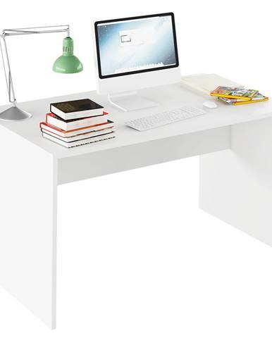 Písací stôl biela RIOMA TYP 11