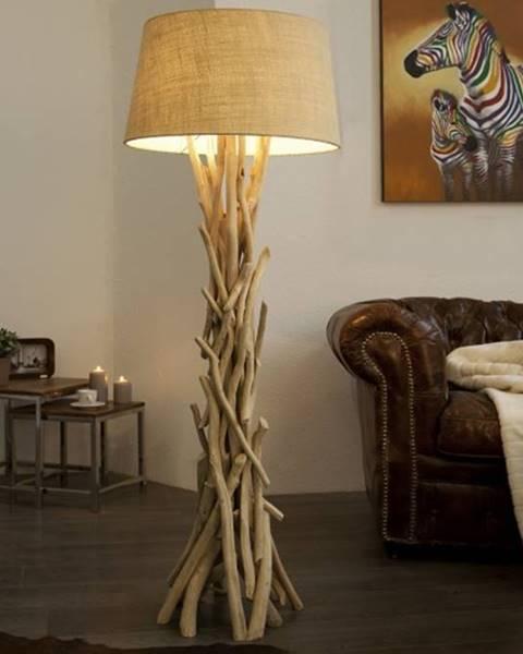 Bighome.sk Stojaca lampa CLARA 155 cm