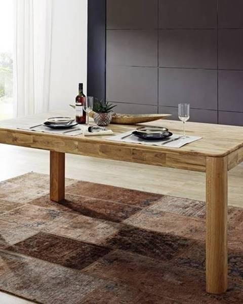 Bighome.sk VIENNA Jedálenský stôl 200x100 cm, dub