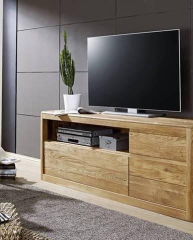 VIENNA TV stolík 165x63 cm, dub