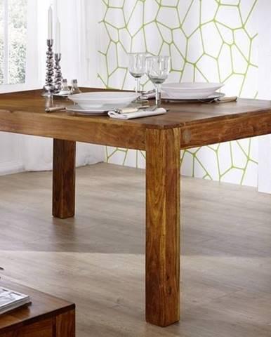 CAMBRIDGE HONEY Jedálenský stôl 240x100 cm, akácia