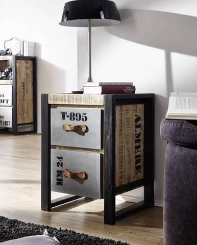 FABRICA Príručný stolík 40x45 cm, mango