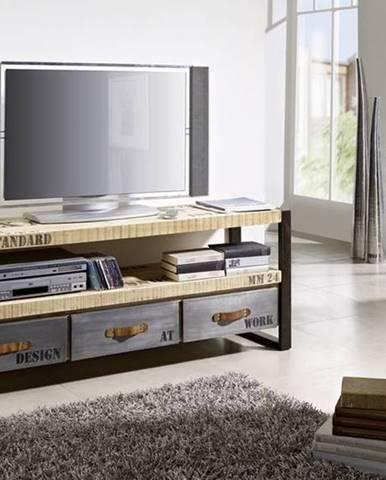 FABRICA TV stolík 150x60 cm, mango