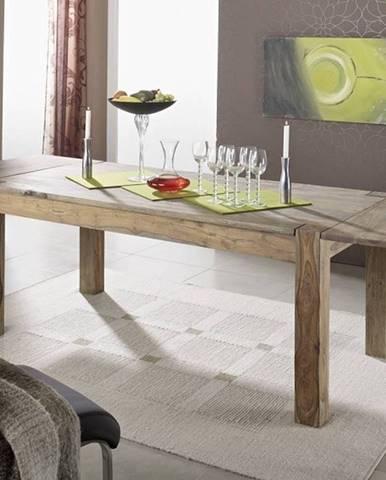 GREY WOOD Jedálenský stôl 160