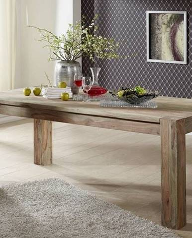 GREY WOOD Jedálenský stôl Klasik 200x100 cm, palisander