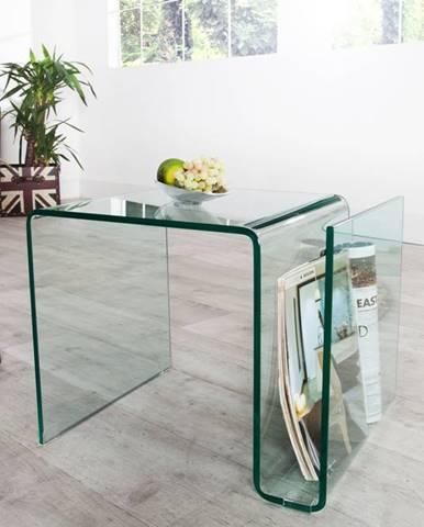 Konferenčný stolík so stojanom na noviny UNSEEN