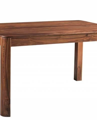MONTREAL Jedálenský stôl 160x90 cm, hnedá, palisander
