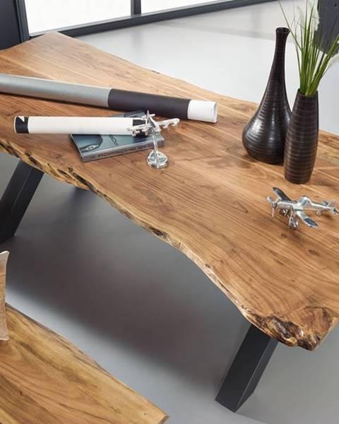 Bighome.sk DARKNESS Jedálenský stôl 180x100 cm