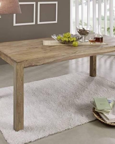 Bighome.sk NATURAL Jedálenský stôl Klasik 200x100 cm, palisander