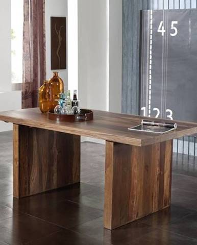 BARON Jedálenský stôl Štandard 200x100 cm, palisander