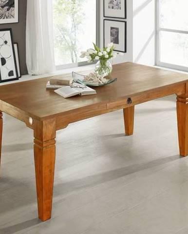 CAMBRIDGE HONEY Jedálenský stôl 260x100 cm, akácia