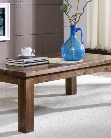 DAKOTA Konferenčný stolík 120x70 cm, palisander