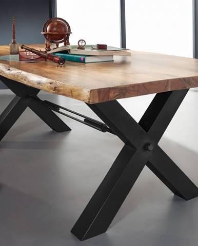 DARKNESS Jedálenský stôl 220x110 cm