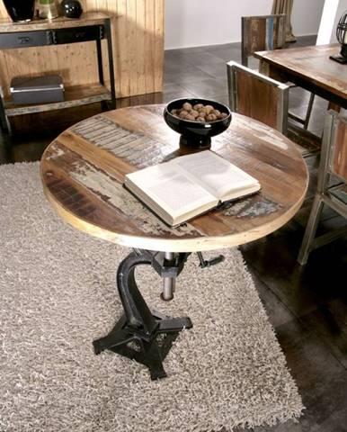 INDUSTRY Príručný stolík 75x75 cm