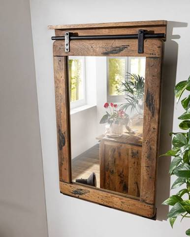 IRON Zrkadlo 60x90 cm