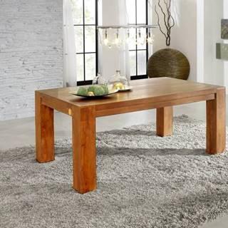 CAMBRIDGE HONEY Jedálenský stôl 220x100 cm, akácia