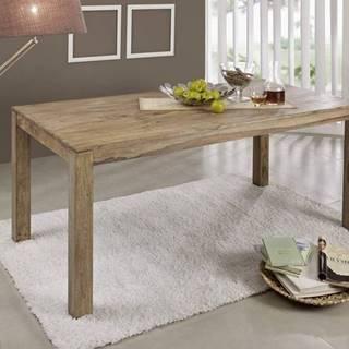 NATURAL Jedálenský stôl Klasik 200x100 cm, palisander