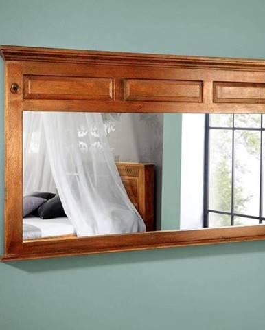 CAMBRIDGE HONEY Zrkadlo 160x87 cm, akácia