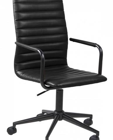 Kancelárska stolička WINSLOW, čierna