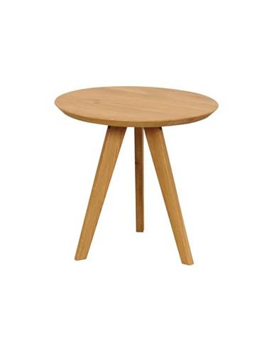 DARWIN Konferenčný stolík 50 cm, dub