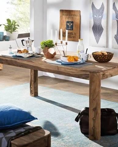MONTREAL Jedálenský stôl 140x90 cm, palisander