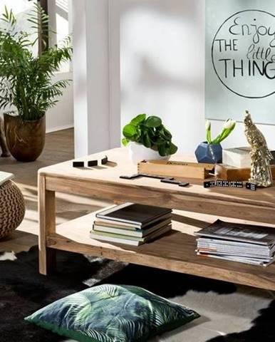 MONTREAL Konferenčný stolík 120x70 cm, palisander