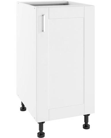 Kuchynská skrinka Milano Bianco Super Mat PO 40