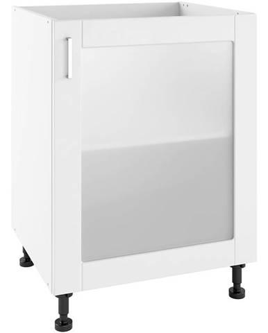Kuchynská skrinka Milano Bianco Super Mat POW 60