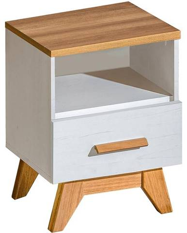 Nočný stolík D Sven SW15 Nash/borovica Andersen