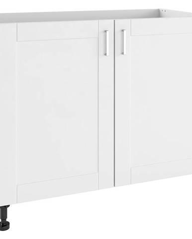 Kuchynská skrinka Milano Bianco Super Mat PO 100/2