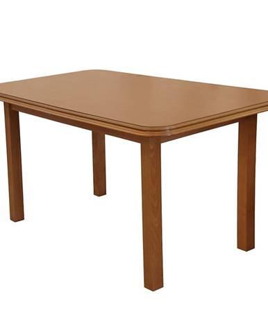 Jedálenský stôl 101 ii 150x80+40 jelša