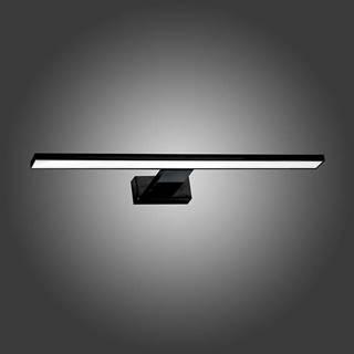 Lampa Shine Black 4378 čierna 30cm IP44 K1