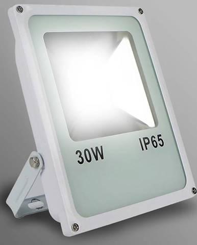LED reflektor biela  30W IP65 2400LM 4000K EK748